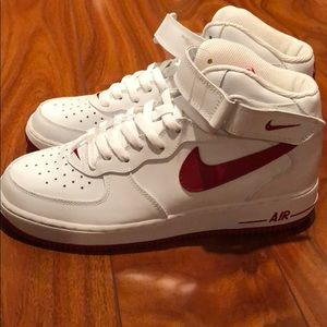 Nike Air Force one mid Sample Pair